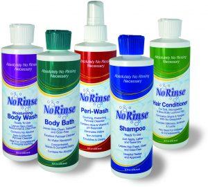 8 oz No Rinse all bottles 2010